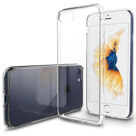 LUVVITT iPhone 7 Plus clear cover