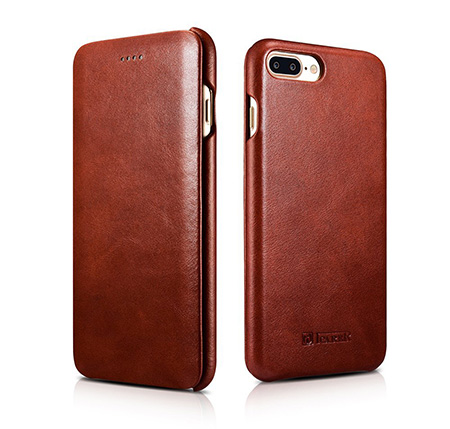 Mangix iPhone 7 Plus leather case