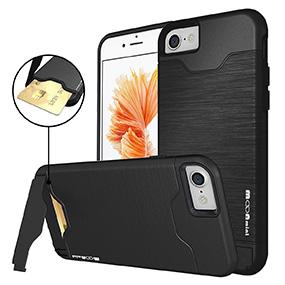 Moonmini iPhone 7 card holder case