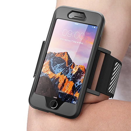 Supcase iPhone armband for exercise