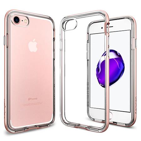 Spigen hybrid iPhone 7 bumper case