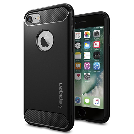 Spigen Rugged Armor iPhone 7 Case