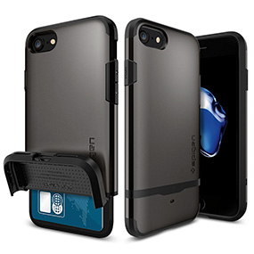 Spigen iPhone 7 card holder case