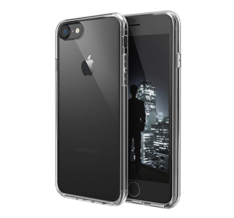 Swees clear iPhone 7 case