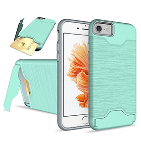 Teelevo iPhone 7 case with card holder