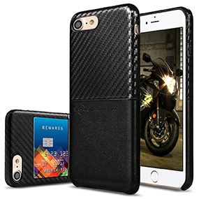 Viflykoo iPhone 7 case with card holder