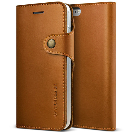 Verus native diary iPhone 7 case