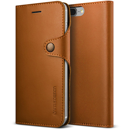 Best iPhone 7 Plus leather case-ringke