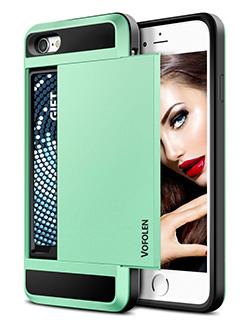Vofolen iPhone 7 card holder case