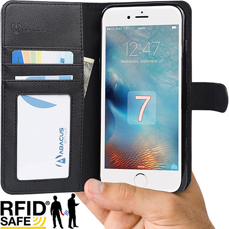 Wallet iPhone 7 case
