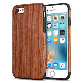Wood iPhone 7 case from tendlin