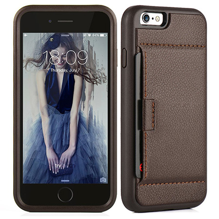 ZVE leather iPhone 7 case