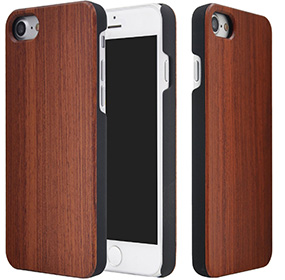 Zennutt iPhone 7 wood case
