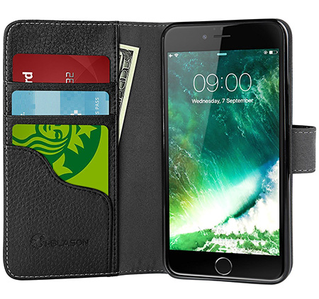 i-Blason wallet case for iPhone 7 Plus