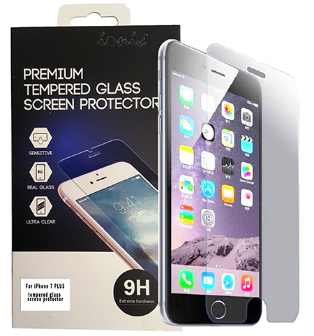 iPhone 7 Plus screen protector-film-tempered-glass