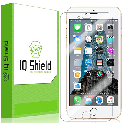 iPhone 7 Plus screen protector IQ shield