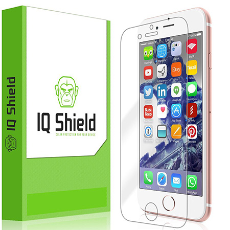 iPhone 7 screen protector IQ shield