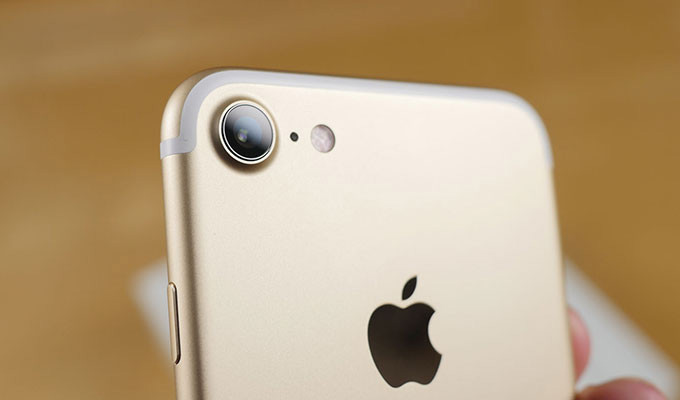 iPhone 7 camera features