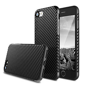 Basstop iPhone 7 Plus carbon fiber case