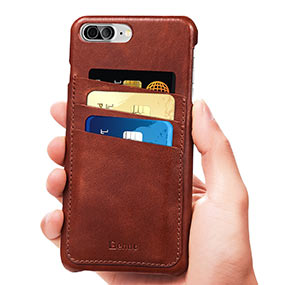 Benuo iPhone 7 case with card holder.