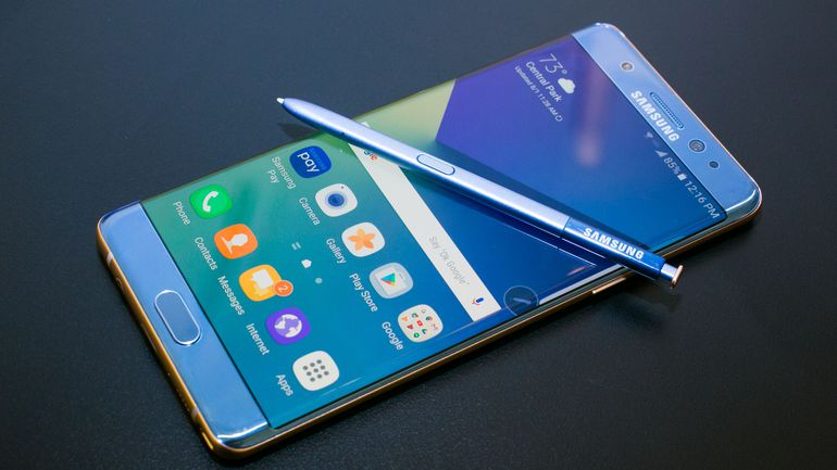 Best Galaxy Note 7 alternative
