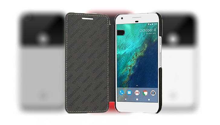 Best Google Pixel leather cases