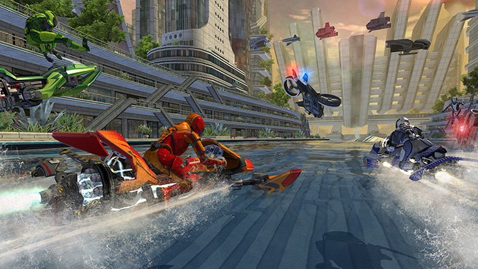 Best iPhone 7 Apps Riptide GP Renegade