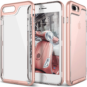 Caseology iPhone 7 Plus clear case