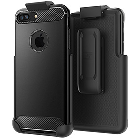 Encased iPhone 7 Plus holster