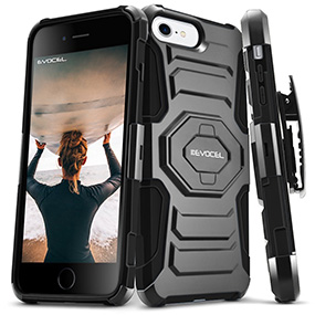 Evocel iPhone 7 belt clip holster case