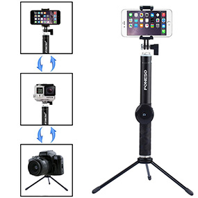Foneso selfie stick for iPhone 7