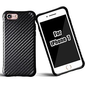NeWisdon carbon fiber iPhone 7 case