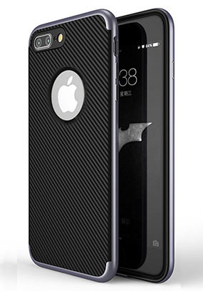 OPAI iPhone 7 Plus carbon fiber cover