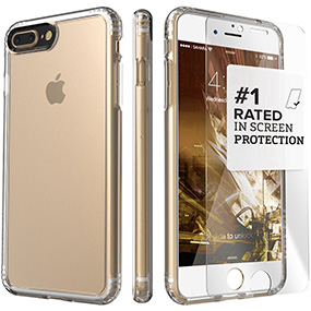 SaharaCase best iPhone 7 clear case