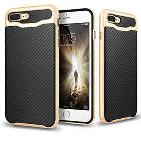 Scotti carbon fiber iPhone 7 Plus case