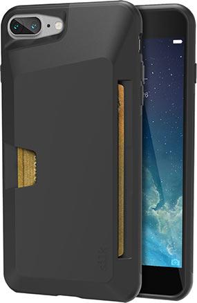 Silk iPhone 7 Plus card holder case