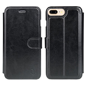 TANNC iPhone 7 Plus Case Flip folio