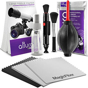 Altura camera cleaning kit for photographer