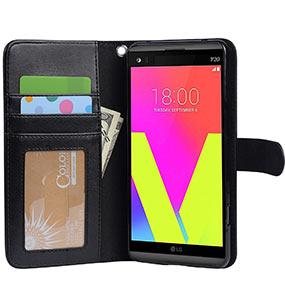 Arae LG V20 wallet case
