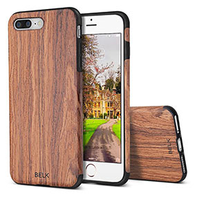 Belk iPhone 7 Plus wood case