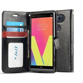 Best LG V20 wallet case J and D