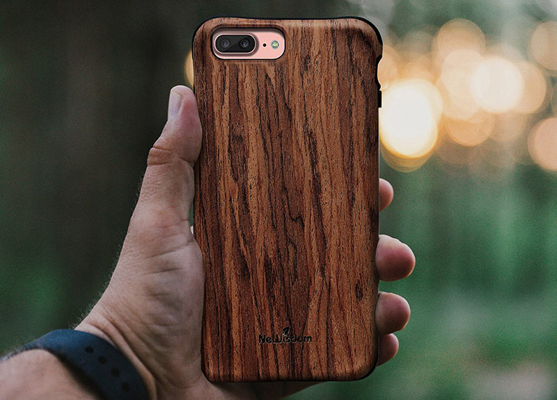 Best iPhone 7 Plus wood cases