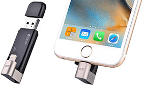 Devia iPhone 7 flash drive