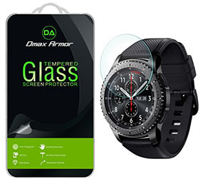 Dmax screen protector for Samsung Gear S3