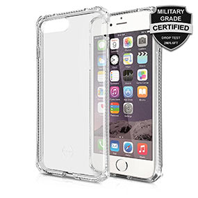 Itskins military grade iPhone 7 Plus case
