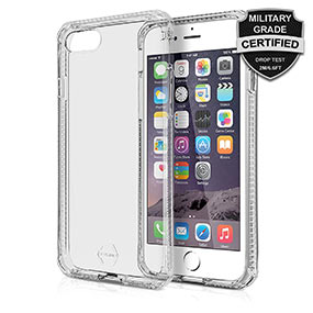 Itsskins clear military grade iPhone 7 case