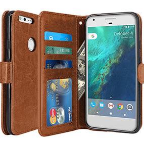 LK wallet Google Pixel case