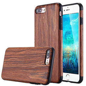 Lontect wood case for iPhone 7 Plus
