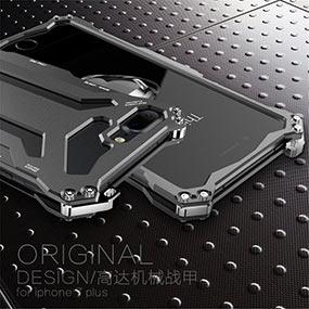Lwgon aluminum iPhone 7 case
