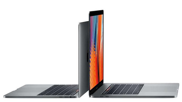 Macbook pro 2016 two sizes